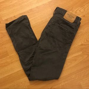Abercrombie and Fitch men's 30x30 jeans